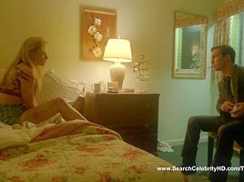 Alexandra Daddario and Alyshia Ochse - True Detective S01E02