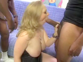 Vicky Vixen IR double penetration