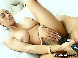 Cherry Hilson in Every Hole - Exotic4k Video