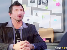 Hot And Mean: Vice Squad Discipline. Nikki Benz, Summer Brielle