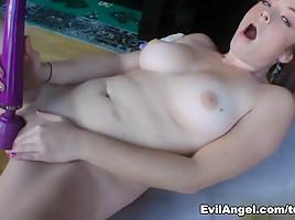 Mazzaratie Monica,Jada Stevens,Felicia Clover in Orgasm #09