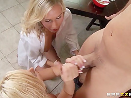 Real Wife Stories: My Husband's Student - Part Two. Alena Croft, Kennedy Leigh, Ramon