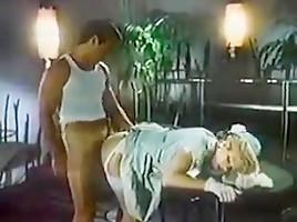 Vintage scene about vintage times-