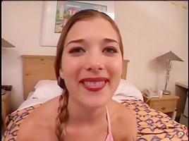 Sabrina jade Oral Consumption 3
