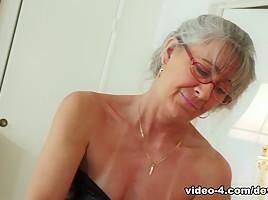 Anthony Rosano in Horny Grannies Love to Fuck #09, Scene #02 - DevilsFilm