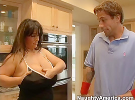 Indianna Jaymes & Alan Stafford in My Friend's Hot Mom