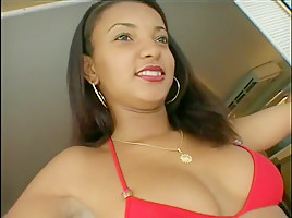 College girl Hot Brasilian Pair -get it on