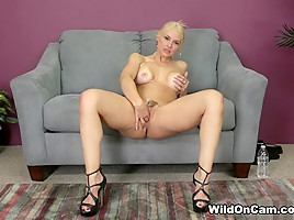 Jay Smooth & Sarah Vandella in Blondie in a Little Black Dress - WildOnCam