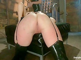 Hardcore Anal Sex and Pain!