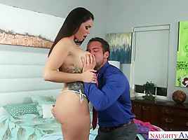 Alison Tyler & Johnny Castle - MyGirlfriendSBustyFriend
