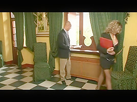 Incredible Stockings movie with Cumshots,Threesomes scenes