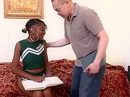 Exotic pornstar in fabulous interracial, cumshots xxx scene