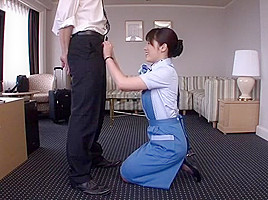 Amazing Japanese slut Miki Sunohara in Crazy Blowjob, Maid JAV video