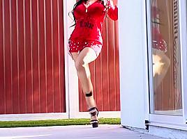 Exotic pornstar Jenna Presley in horny brunette, cumshots xxx scene
