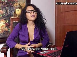 Eva Davai in Super Gangbang - SexMex / Hotmovs.com