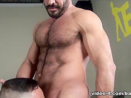 Alessio Romero and Vinnie Stefano - BarebackCumPigs