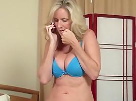Exotic pornstar Jodi West in amazing blonde, cumshots adult video