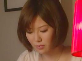 Incredible Japanese slut Yuka Hashimoto in Best Stockings, Doggy Style JAV movie