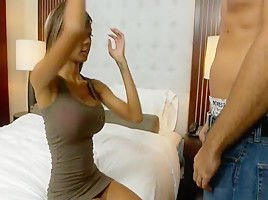 Fucked in the bed