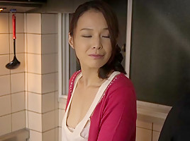 Rika Fucks Son's Friend - MilfsInJapan
