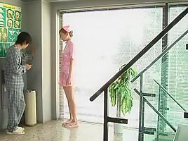Crazy Japanese girl Erika Kurisu in Fabulous Medical, Big Tits JAV movie