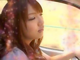 Best Japanese model Shiori Kamisaki in Horny Blowjob JAV clip