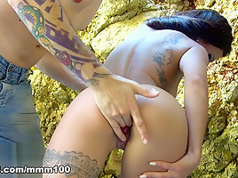 Susi Gala & Kevin White in Perfect Ass, Perfect Sex - MMM100