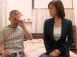 Horny Japanese slut Nanako Mori in Crazy Big Tits, Fingering JAV movie