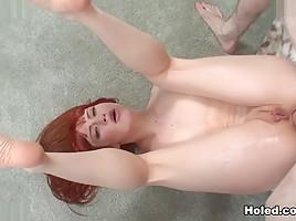 Sasha Rose in Creampie Delight - Holed