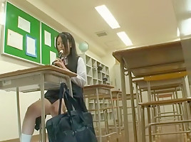 Best Japanese whore Ai Wakana in Hottest Girlfriend JAV scene