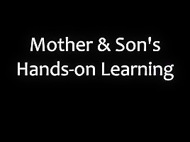 Tucker stevens - mother and sons hands-on learning