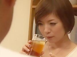 Incredible Japanese chick Kyouko Maki, Nao Mizuki, Ayaka Tomada in Hottest JAV scene