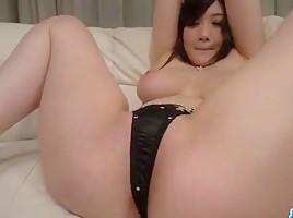 Rie Tachikawa, obedient milf, endures cock in her twat