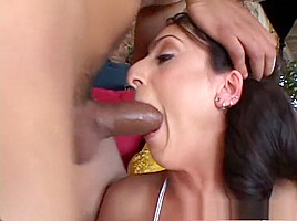 Amazing pornstar Luscious Lopez in horny deep throat, latina adult video