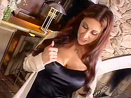 Are hot brunette gets ready sexy sorry, that has