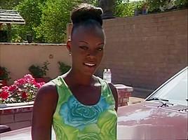 Amazing pornstar Meka Johnson in fabulous facial, brunette adult video