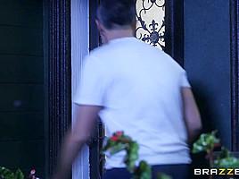 Ava Addams & Kimmy Granger & Keiran Lee in All Night Rager - BrazzersNetwork