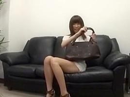 Hottest Japanese slut Risa Chigasaki in Amazing Close-up, Threesomes JAV scene