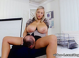 Krystal Swift & George Uhl in Curvy Krystal - DogHouseDigital