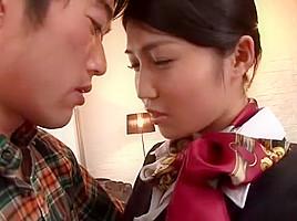 Exotic Japanese whore Leo Saionji, Sara Sonoda, Miharu Izawa in Best Fingering, Blowjob JAV video