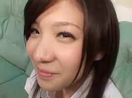 Hottest Japanese chick Anri Suzuki in Amazing Skinny JAV clip