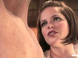 Mickey Mod & Bobbi Starr in Fresh Meat: Episode 2 Thank You Mistress Bobbi - DivineBitches