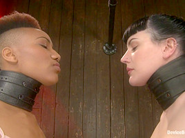 Nikki Darling and Katharine Cane Complete Edited Live Show