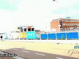 Yara Skye in Yara's Last Day In Amsterdam Ends With A Creampie - ATKGirlfriends