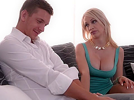 Amazing pornstar Chessie Kay in crazy facial, big tits adult scene