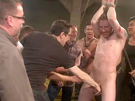 Bound in Public. Sebastian Keys Insane Birthday Bash