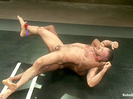 NakedKombat Alessio Romero vs Race Cooper The Friends Match