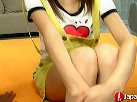 Anal Squirting Japanese Teen - JapanHD