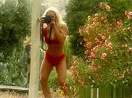 Amazing pornstars Bridgette Kerkove and Shay Sweet in incredible outdoor, lesbian xxx clip