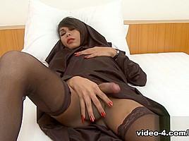 LadyboyMasterkey Video: Arab Ladyboys 05